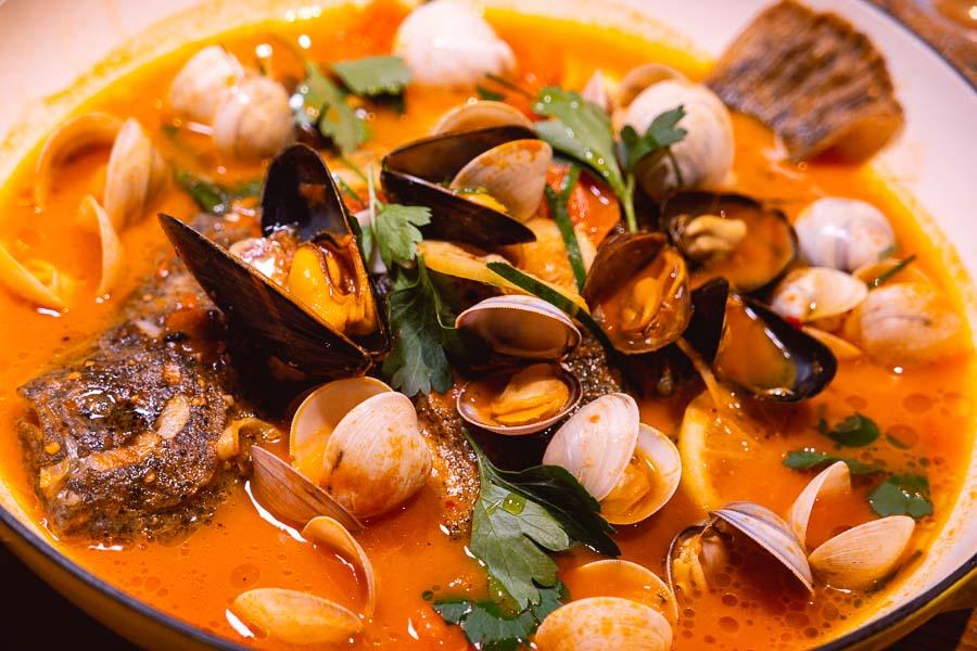 Fish Stew. Ottimo is a wine bar and restaurant in Shanghai. Photo by Rachel Gouk @ Nomfluence.