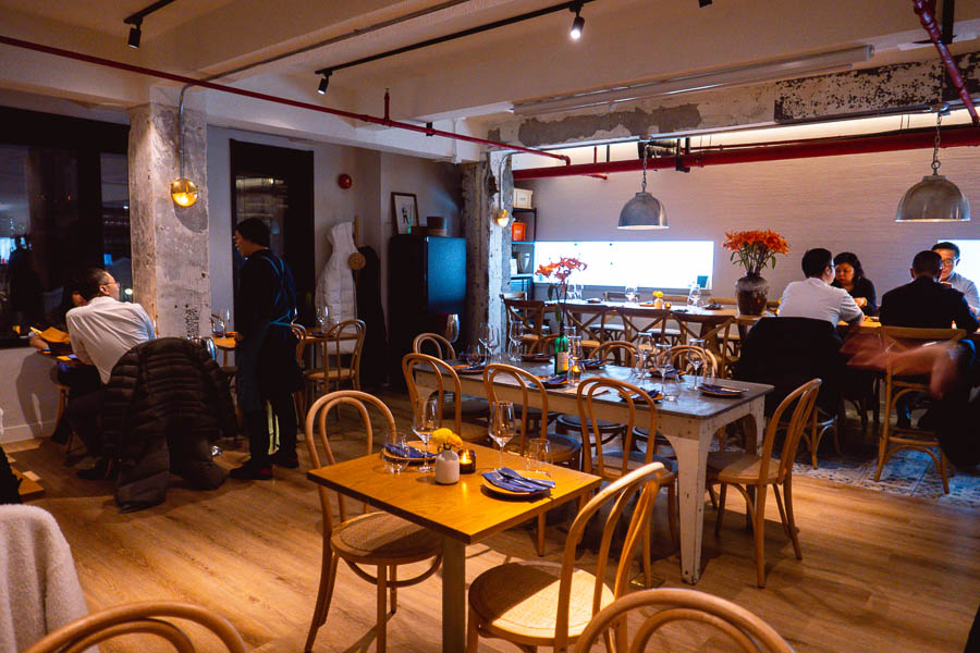 Ottimo is a wine bar and restaurant in Shanghai. Photo by Rachel Gouk @ Nomfluence.