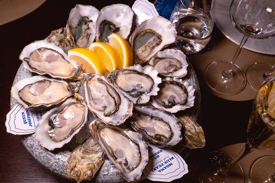 Oysterlicious restaurant Group. The Shanghai Scoop is a monthly column dedicated to the latest food and drink news happening in Shanghai. Here's the latest for February 2021.