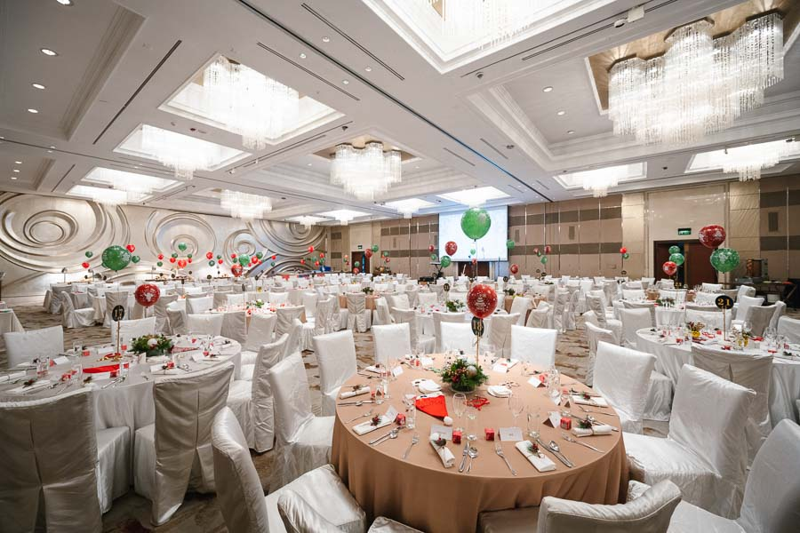 Celebrate Easter on April 4 with a bountiful brunch buffet and free-flow bubbly at The Portman Ritz-Carlton Shanghai. @ Nomfluence