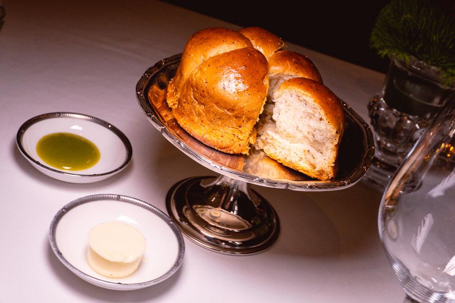 Table Bread.  Sir Elly's, The Peninsula Shanghai is a Michelin one-star modern Asian and French restaurant in Shanghai. Photo by Rachel Gouk @ Nomfluence.