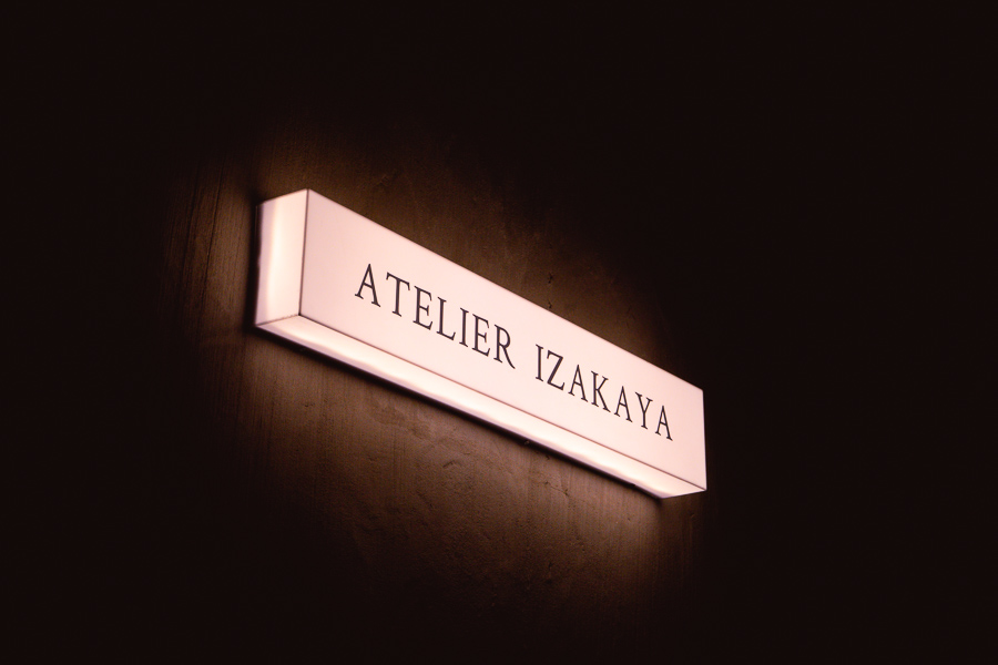 Atelier Izakaya, a Japanese restaurant for yakitori and cocktails in Jing'an. Photo by Rachel Gouk @ Nomfluence.