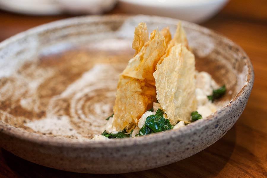 Fu He Hui, Vegetarian Michelin star restaurant in Shanghai. Photo by Rachel Gouk @ Nomfluence.