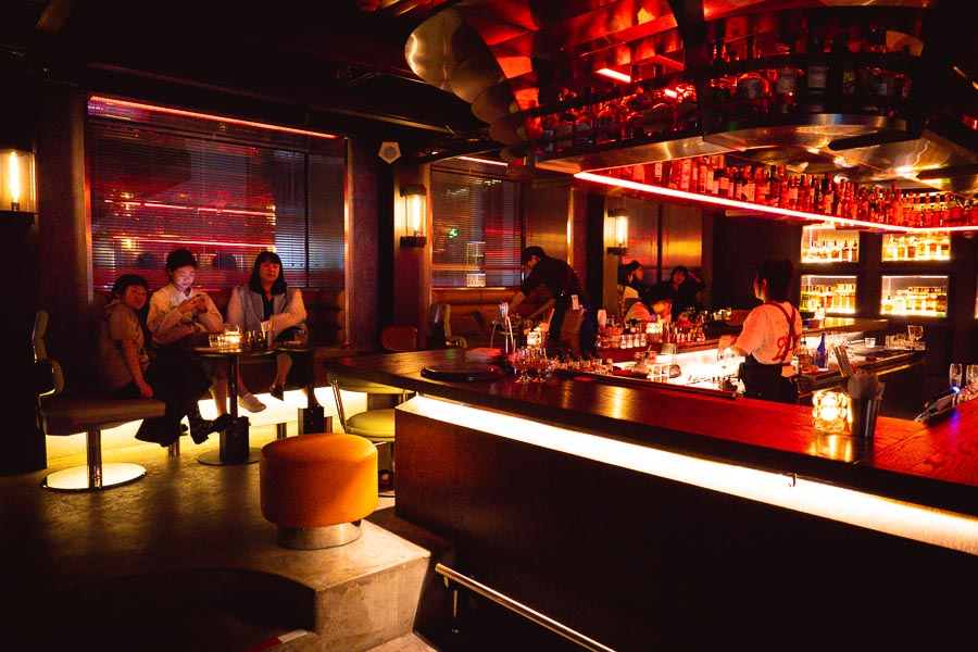 Glory, a cocktail bar in Jing'an by Shanghai bartender Cross Yu. Photo by Rachel Gouk @ Nomfluence.