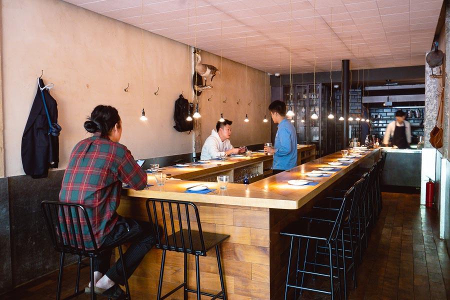 Oha Cafe & Eatery, a modern Guizhou restaurant in Shanghai. Photo by Rachel Gouk @ Nomfluence.