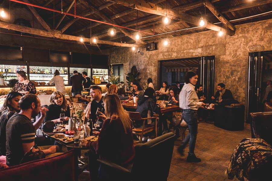 Bisou is a French restaurant and wine bar in Shanghai. Photo by Rachel Gouk @ Nomfluence.