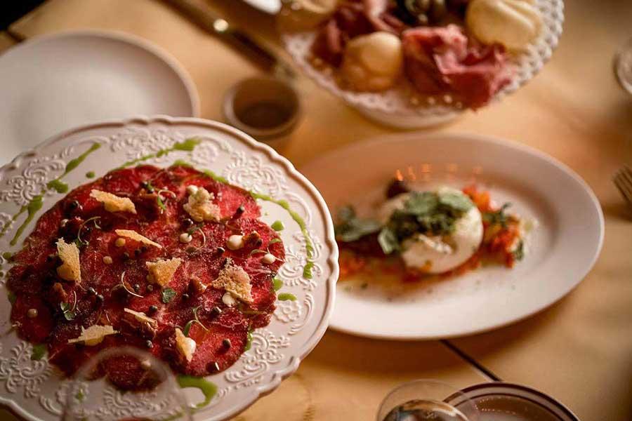 Italo Trattoria is a casual Italian restaurant and bar in Jing'an, Shanghai.