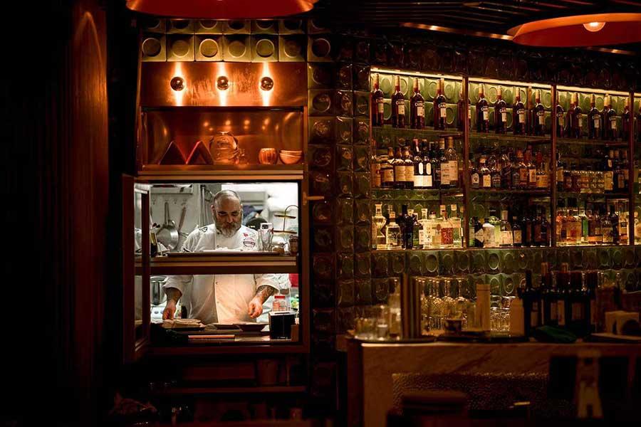 Italo Trattoria is a casual Italian restaurant in Jing'an, Shanghai.