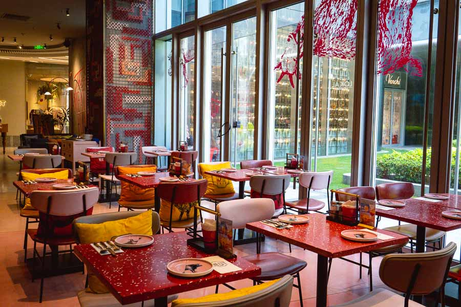 The Meatery, restaurant for steak and grill in Shanghai. Photo by Rachel Gouk @ Nomfluence.