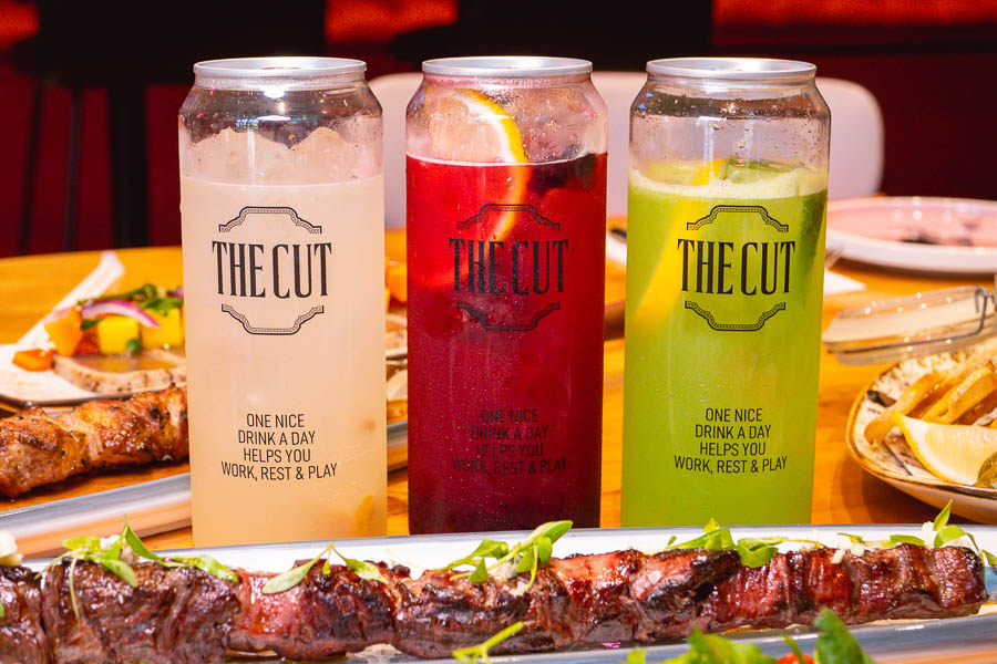 Lemonades at The Meatery, restaurant for steak and grill in Shanghai. Photo by Rachel Gouk @ Nomfluence.