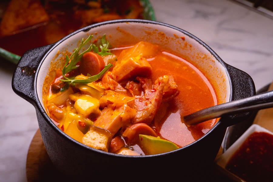 Halu is a Korean restaurant in Jing'an, Shanghai. Photo by Rachel Gouk @ Nomfluence