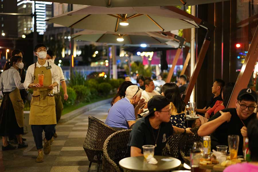 Starbucks Reserve Roastery Shanghai and Bar Mixato