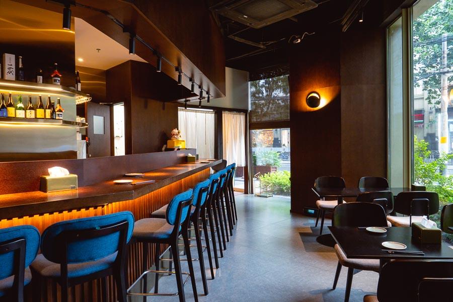 Kidono Japanese restaurant. Restaurants, bars and cafes at The Roof, Xintiandi, Shanghai. Photo by Rachel Gouk @ Nomfluence.