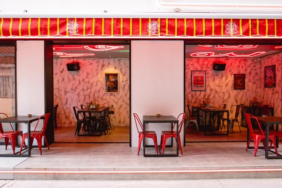 Soi Thai, a street-side Thai eatery in Jing'an, Shanghai. Photo by Rachel Gouk @ Nomfluence.