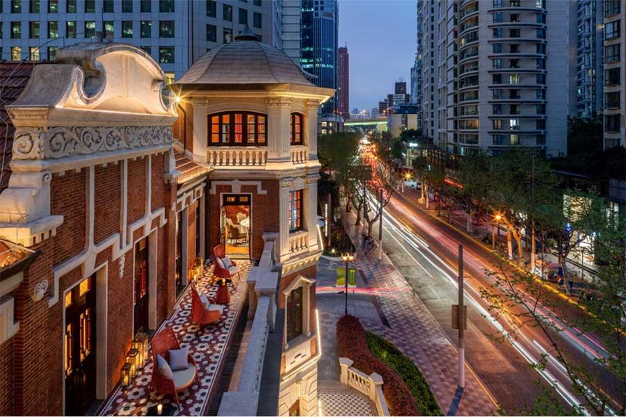 New restaurant and bar openings in Shanghai, China. Harrods Tea Room to open in Taikoo Hui, Shanghai. @ Nomfluence