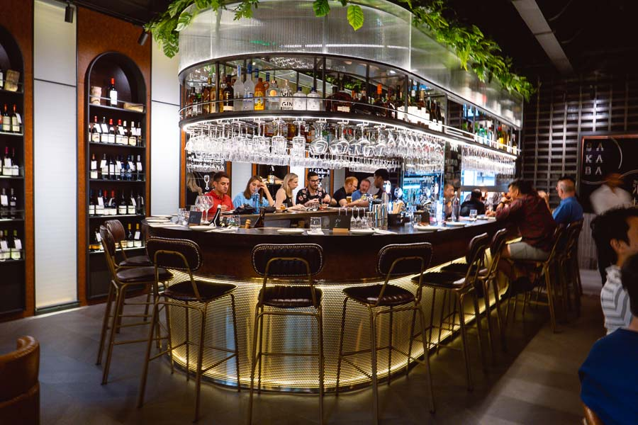 Sakaba Malabar is a Spanish restaurant and bar with Japanese influences located in Jing'an, Shanghai. Photo by Rachel Gouk @ Nomfluence.