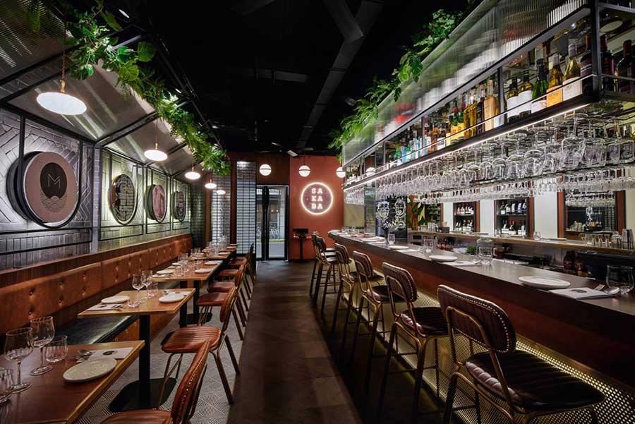 Sakaba Malabar, a Spanish restaurant and bar with Japanese influences in Jing'an, Shanghai. Photo by Rachel Gouk @ Nomfluence.