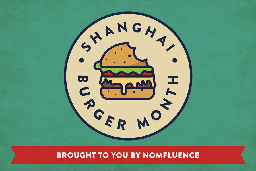 Shanghai Burger Month 2021 is a month dedicated to burgers! Brought to you by Nomfluence.