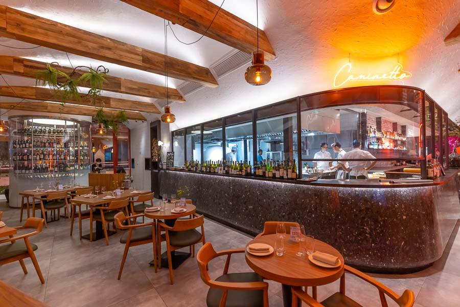 Caminetto is an Italian restaurant in Xintiandi, Shanghai. Photo by Rachel Gouk @ Nomfluence.